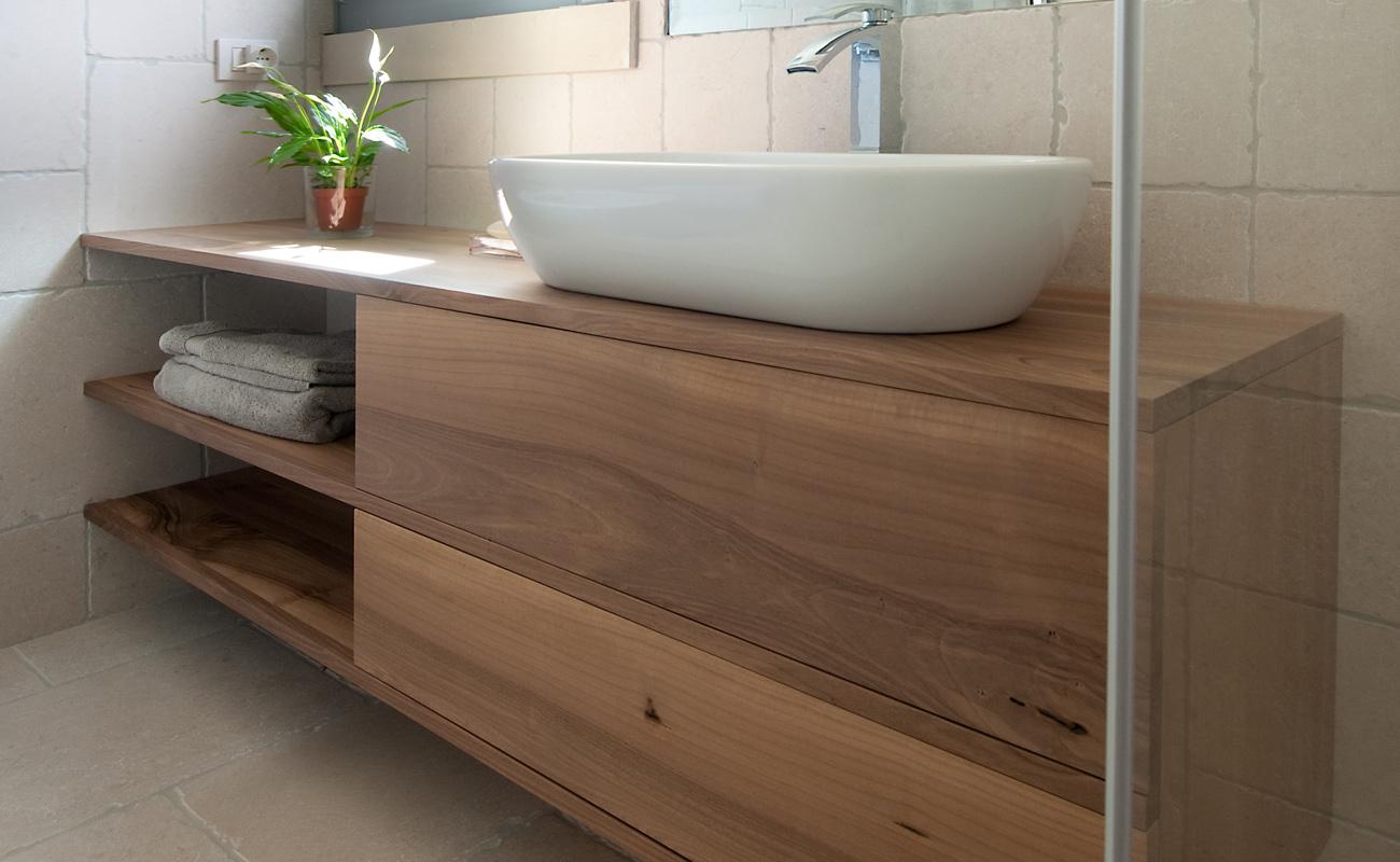 Woodesign interior design su misura ocean due for Misure mobili bagno